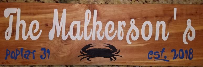 malkerson's